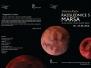 "Izložba \""Razglednice s Marsa- Iskustvo enformela u slikanju kosmičkih pejzaža\"" Zehrine Karić"