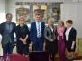 Prezentacija prof. dr Aleksandra Viktoroviča Šunkova na Fakultetu umetnosti