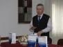 """Promocija knjige \"""" Istraživačke metodologije aplicirane u muzikologiji\"""" prof. dr Dimitrija Bužarovskog"""
