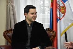 Prijem kod zamenika gradonacelnika Nisa (2)